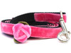 Rosebud Dog Leash - by Diva-Dog.com