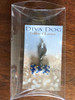 Blue Crystal Viva Las Vegas Dog Collar Charm - by Diva-Dog.com