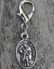 St. Francis of Assisi Dog Charm - by Diva-Dog.com