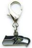 Seattle Seahawks Logo Charm - by Diva-Dog.com