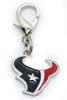 Houston Texans Logo Dog Collar Charm - by Diva-Dog.com