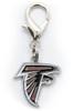 Atlanta Falcons dog collar Charm - by Diva-Dog.com