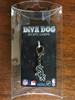 Chicago White Sox collar Charm - by Diva-Dog.com