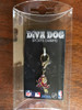 Arizona State Sun Devils dog collar charm in packaging by diva-dog.com