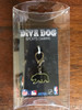Cal State Berkeley dog collar charm in packaging by diva-dog.com