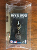 South Carolina Gamecocks Collar Charm in packaging - by Diva-Dog.com