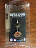 Oklahoma State Cowboys Dog Collar Charm in packaging - by Diva-Dog.com