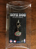 University of Florida Gators Collar Charm in packaging - by Diva-Dog.com