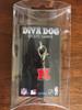 University of Nebraska Cornhuskers Collar Charm in packaging - by Diva-Dog.com