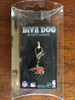 Oregon State Beavers Collar Charm in packaging - by Diva-Dog.com