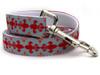 Joan of Bark dog leash - by Diva-Dog.com