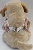 Boho Paisley Step-In Harness - by Diva-Dog.com  rear view