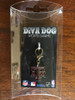 Texas A & M Aggies dog collar Charm in packaging - by Diva-Dog.com