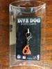 Baltimore Orioles logo collar Charm - by Diva-Dog.com