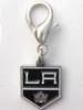 Los Angeles Kings Collar Charm - by Diva-Dog.com