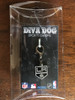 Los Angeles Kings Collar Charm in packaging - by Diva-Dog.com