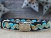 Waves Beaches dog collar - by Diva-Dog.com
