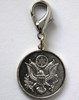 Seal of the United States Collar Charm - by Diva-Dog.com