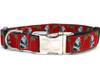 Panda-Monium dog Collar - by Diva-Dog.com