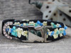 Coco Collar in Blue - by Diva-Dog.com