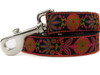 Venice Dog Leash - by Diva-Dog.comes shown in the ink color combo