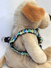 Coco Blue Harness - by Diva-Dog.com  - side view