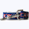 Stars and Paws dog leash - by Diva-Dog.com