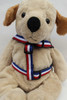 Patriotic Pooch Step-in Harness - by Diva-Dog.com  - Front View