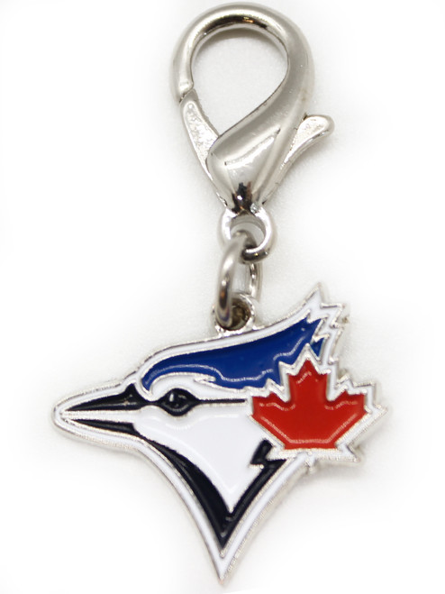 Toronto Blue Jays Collar Charm - by Diva-Dog.com