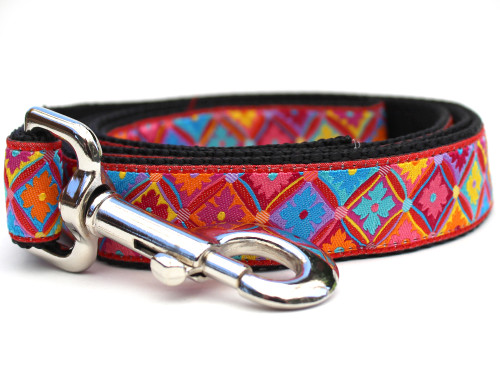 Bali Breeze dog leash - by Diva-Dog.com