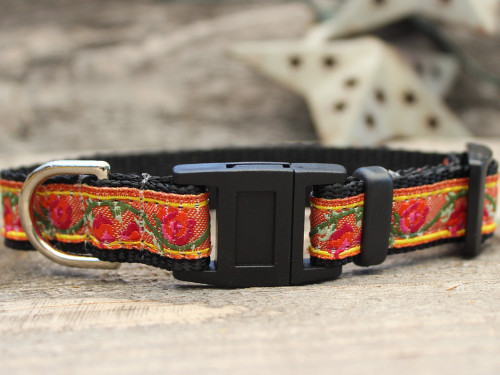 Bombay cat collar By Diva-Dog.com