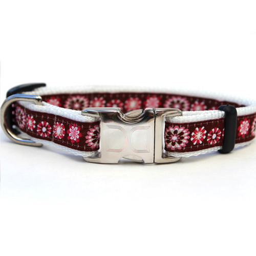Garden Party Dog Collar - by Diva-Dog.com
