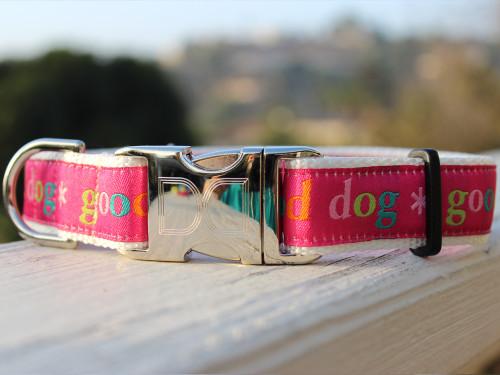 The Good Dog Dog Collar - by Diva-Dog.com