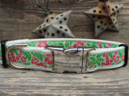 Tahiti dog Collar - by Diva-Dog.com