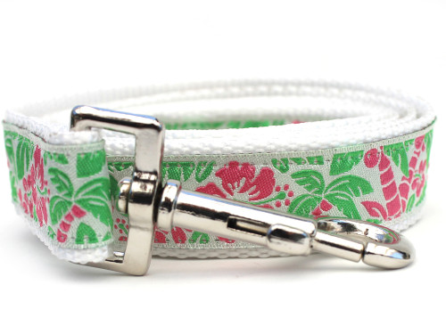 Tahiti dog leash - by Diva-Dog.com