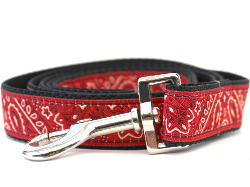 Bandana-rama dog leash by www.diva-dog.com
