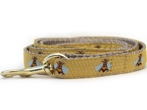 Honey Bee dog leash by www.diva-dog.com