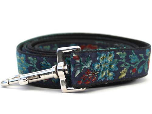Nashville Rose dog leash - by www.diva-dog.com