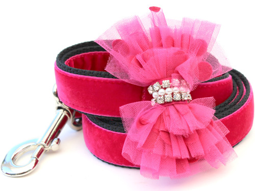 Bardot dog leash by www.diva-dog.com
