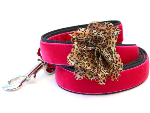Pamela dog leash by www.diva-dog.com
