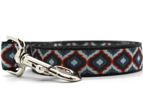 Midnight Lantern dog leash - by Diva-Dog.com