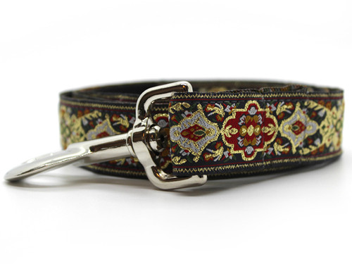 Tzar dog leash by www.diva-dog.com