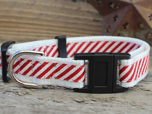 Cinnamon Stick cat collar by www.diva-dog.com