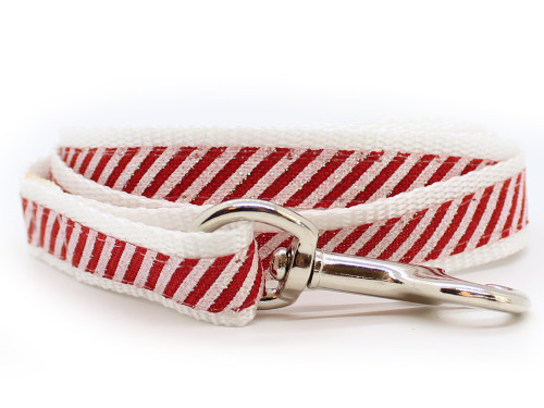 Cinnamon Stick dog leash by www.diva-dog.com
