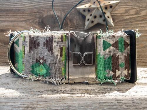Durango extra wide dog collar by www.diva-dog.com