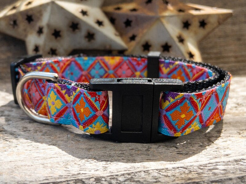 Bali cat collar by www.diva-dog.com