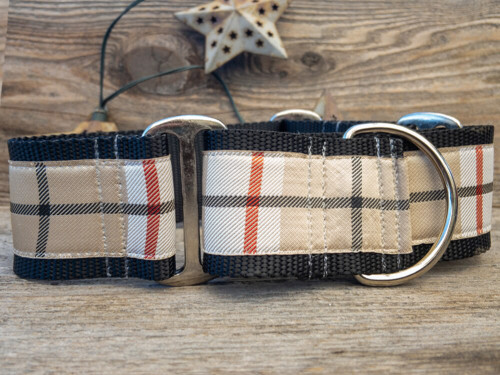 Barkley wide martingale dog collar by www.diva-dog.com