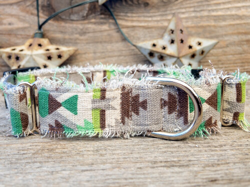 Durango medium martingale dog collar by www.diva-dog.com