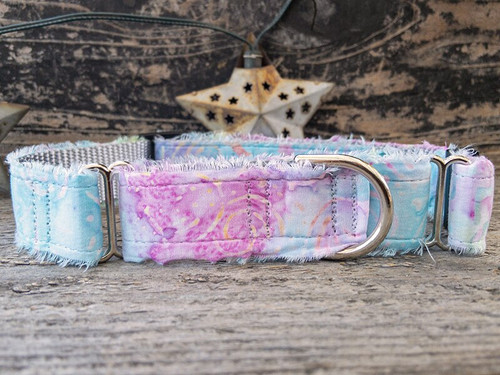 North Shore martingale dog collar by www.diva-dog.com