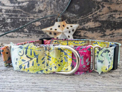 Montecito martingale dog collar by www.diva-dog.com